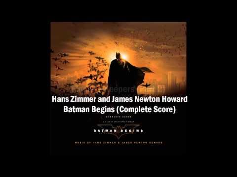 Finder's Keepers (Part 2) - Batman Begins Complete Score (No SFX)