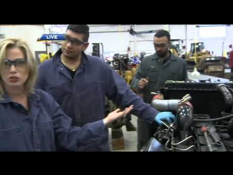 Back to School: Learning a Trade at BCIT