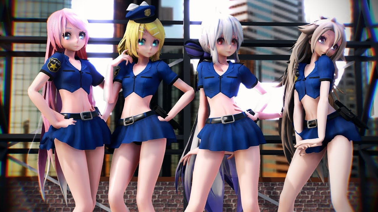 【MMD】Lalal危   [+ CAMERA DL]