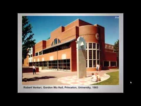 Postmodern architecture