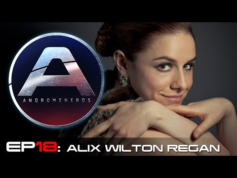 Andromenerds Mass Effect: Andromeda Podcast  Episode 18  Alix Wilton Regan