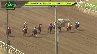 Vidéo de la course PMU HANDICAP 2 YO & UP 1000