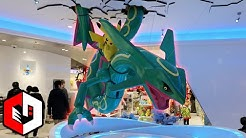 REAL LIFE Pokemon Center Skytree in JAPAN!