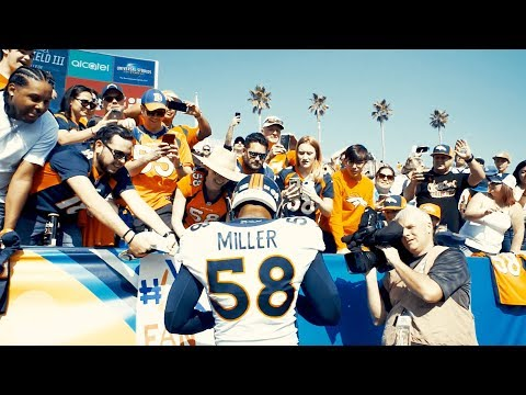 Week 10 | Von Miller's VM VLOGS ( Chargers , Pro Bowl 2018 and more)
