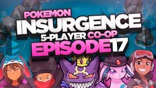 "Pokémon Insurgence 5-Player Randomized Nuzlocke - Ep 17 ""wHirl Islands"""