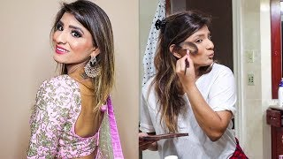 Types of Girls Getting Ready For Brown Weddings