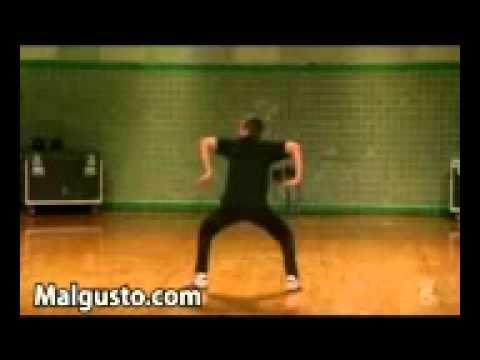 Best Robot Dance Ever [America Got Talent]  *OFFICIAL VIDEO*