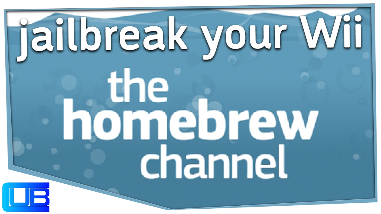 JAILBREAK YOUR WII! Guide to Installing the HomeBrew Channel - YouTube