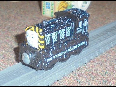 Thomas Friends Wooden Railway Review Mavis At The Quarry