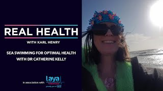 Real Health: Sea swimming for optimal health with Dr Catherine Kelly