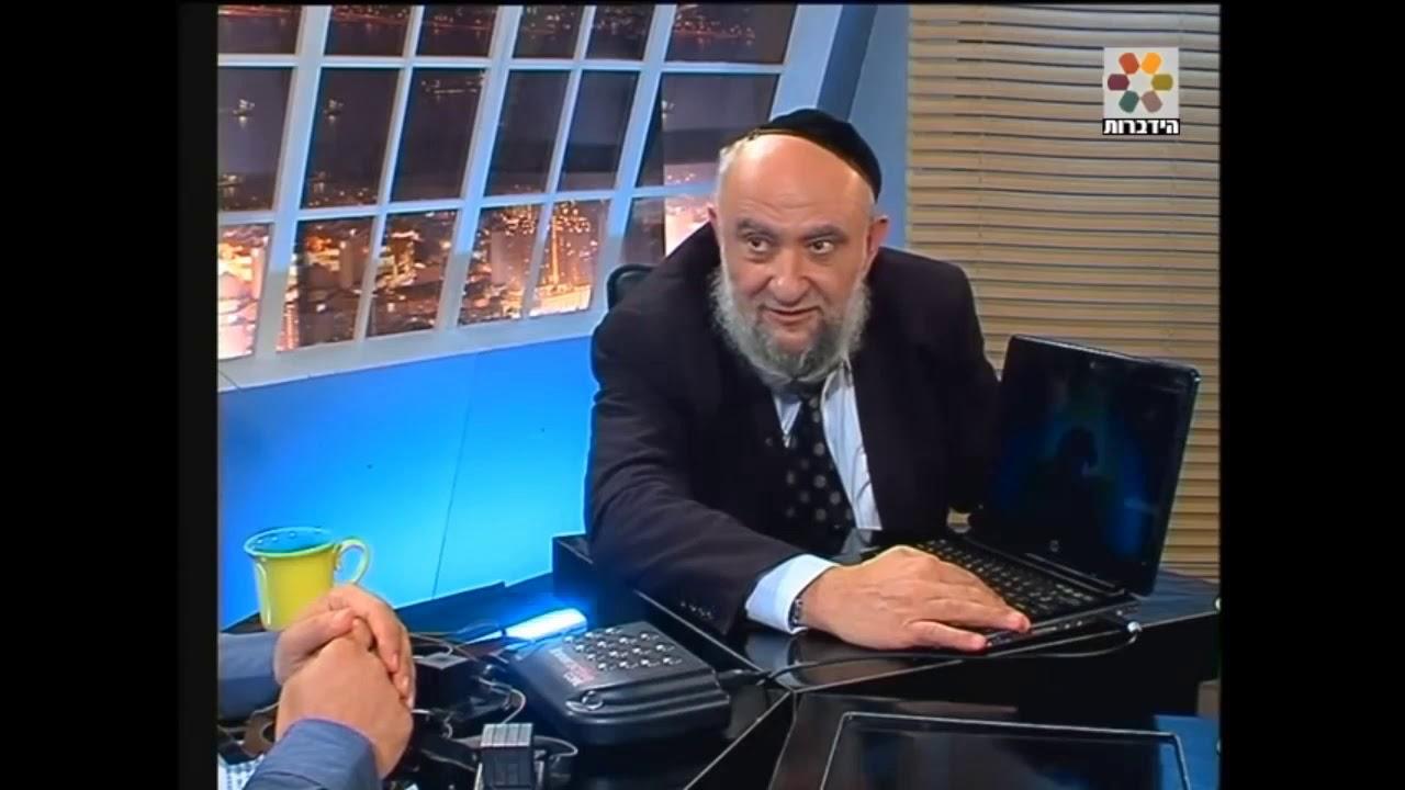 סרטון מרתק מתוך מחקר על אור המצוות שניתן לראות בעין גשמית  - הרב מרדכי אליהו