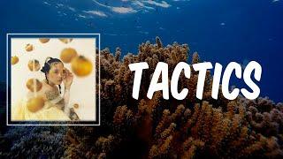 Tactics (Lyrics) - Japanese Breakfast