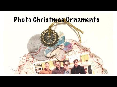DIY Christmas Ornaments: Photo Christmas Decorations: Christmas Keepsake Video