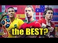 FIFA WORLD CUP 2018 - Every Team's BEST Player