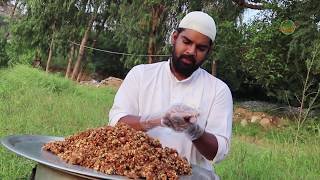 Healthy Dry fruits Laddu recipe for orphans || Nawabs kitchen