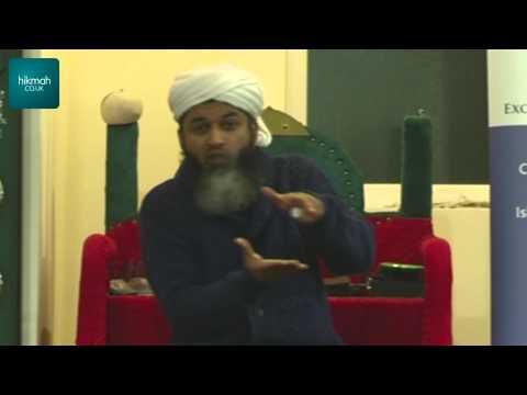 My Prophets Love for Me - Shaykh Hasan Ali