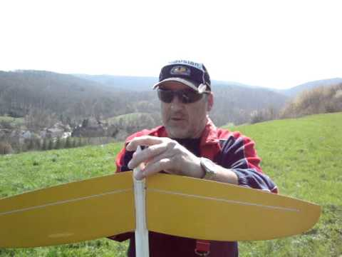 17.4.2010   Video MFK 1.Klubcup Zeitfliegen - Interview  Arthur F.