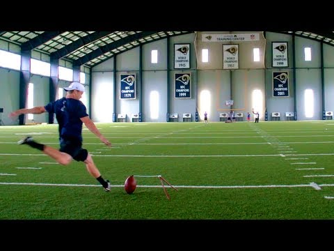 Thumbnail: NFL Kicking Edition | Dude Perfect