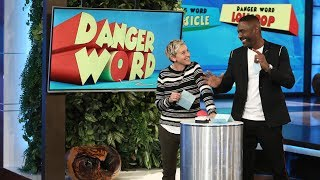 Ellen and Idris Elba Play