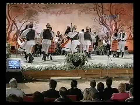 Ansamblul Transilvania din Baia Mare- Suita de dansuri din Salaj