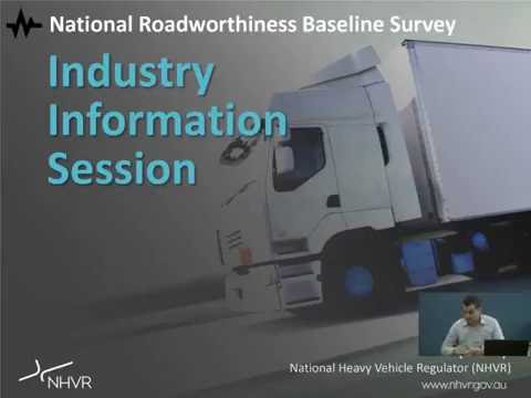 NRBS online webinar - Industry Information Session
