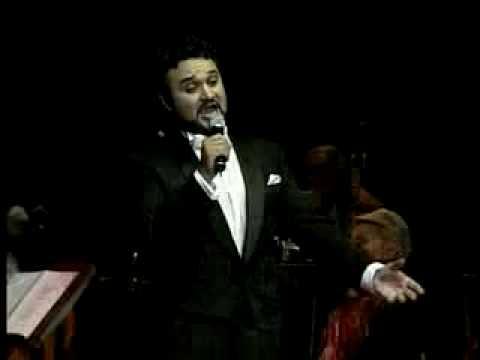 Ramon Vargas sings Granada