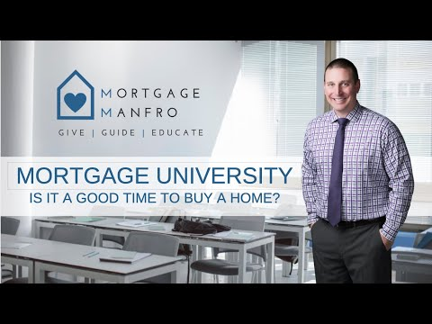 is-it-a-good-time-to-buy-a-home?