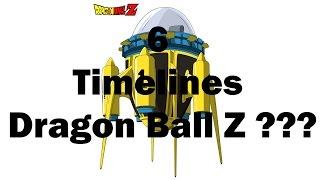 6 TIMELINES DANS DBZ ?