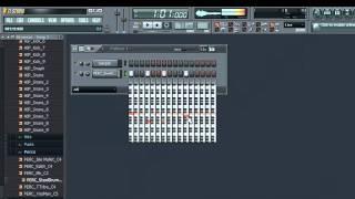 Soulja Boy - Crank Dat FL Studio Beat Tutorial
