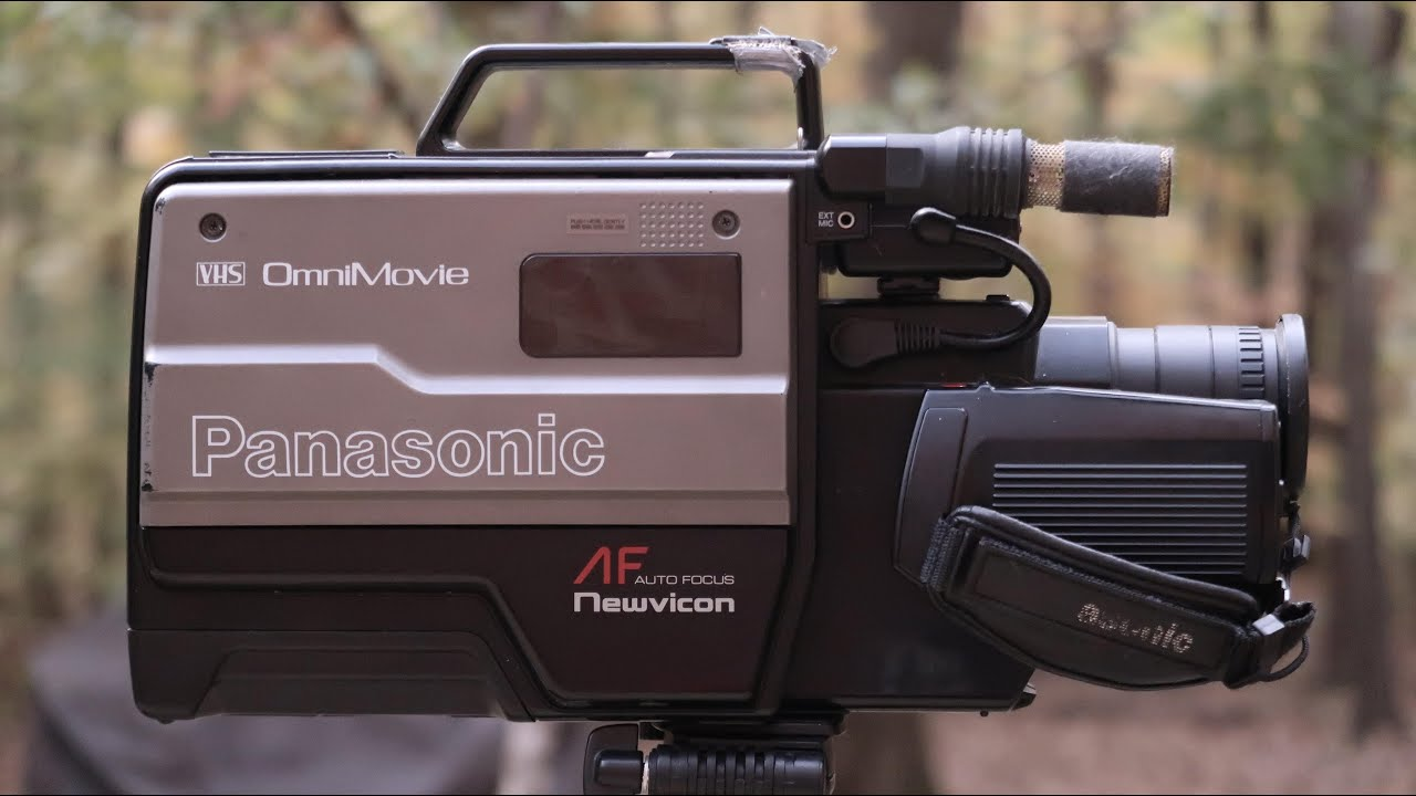Panasonic Omnimovie Pv 220d Test Footage Youtube