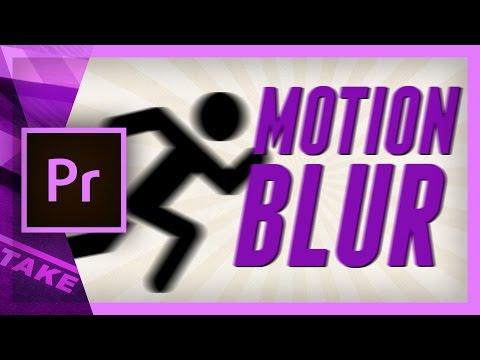 Create Motion Blur (no plugins) in Premiere Pro | Cinecom net