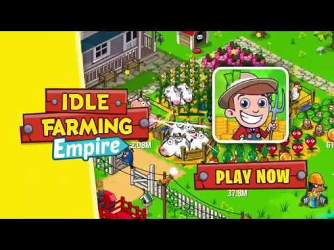 Idle Farming Empire (Mod Money)
