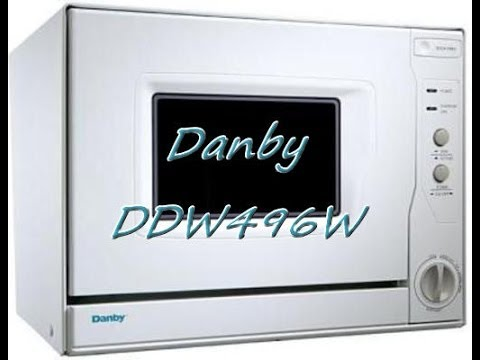 danby countertop dishwasher ddw496w youtube rh youtube com danby designer portable dishwasher manual Danby DDW497W Manual
