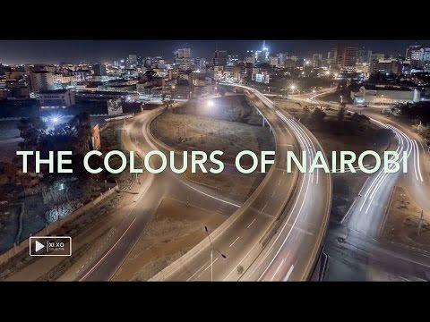 THE COLOURS OF NAIROBI