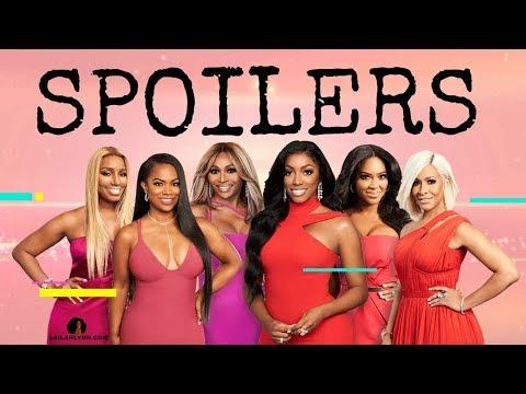 ***SPOILERS*** Real Housewives of Atlanta Season 10 Reunion Tea Part 1
