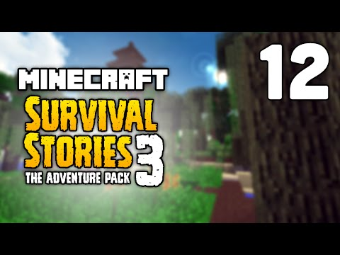 Modded Minecraft: Survival Stories 3 - E12 - Factory Location Scouting