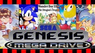 SEGA Mega Drive & Genesis Classics (PC) - Retro Flashback