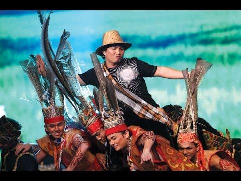 Jimmy Palikat - Anak Kampung Original Versi 2011 (With Lirik) - [The Once Undiscovered Talent]
