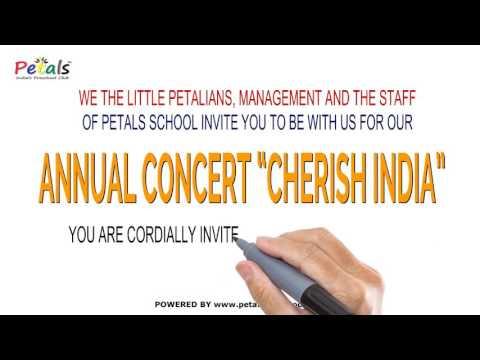 Petals Annual Concert 2Days To Go