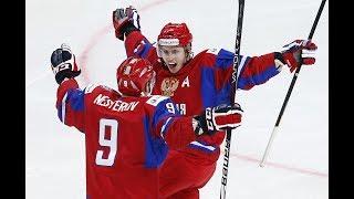 ФИНАЛ Россия:Германия 4:3 #ХОККЕЙ Олимпиада 2018  Россия ЗОЛОТО