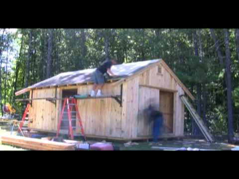 Building A Storage Shed Doovi