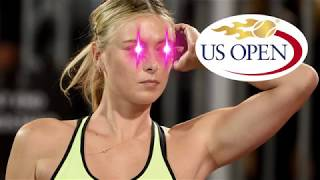 Maria Sharapova receives a wild card in to the US Open!!