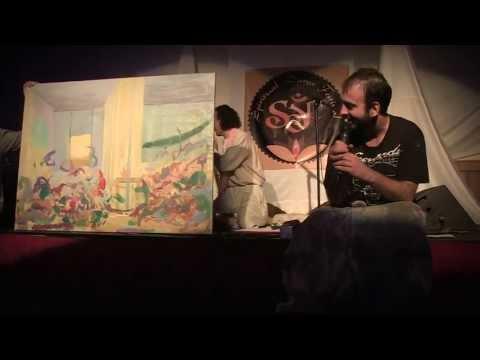 Spiritual Dance Festival - Earth & Heaven - 2012 - Barcelona