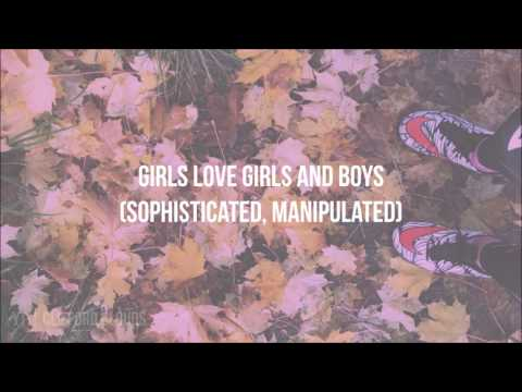 girls/girls/boys • panic! at the disco [lyrics] | Clifford Clouds