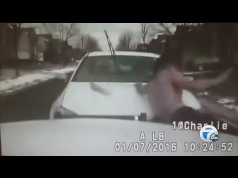 Family dispute leads to bizarre police situation