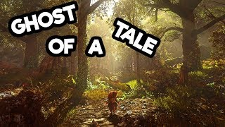 Ghost of a Tale Gameplay Impressions - Mouse Exploration Stealth RPG!