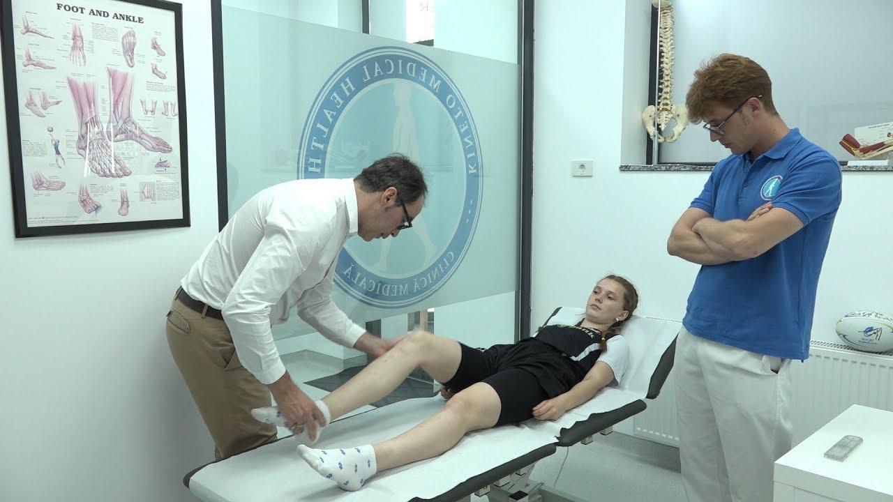 genunchii leziți tratamentul articulațiilor