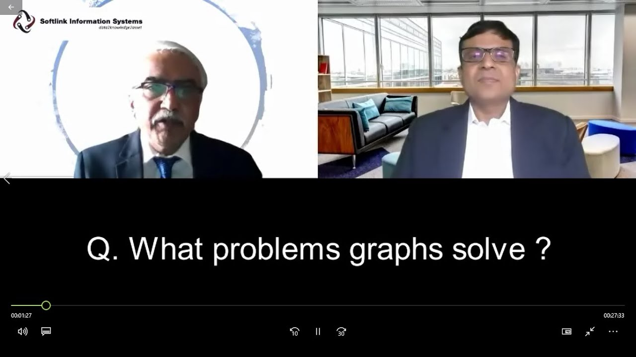 Question & Answers on Graph and Graph Databases.