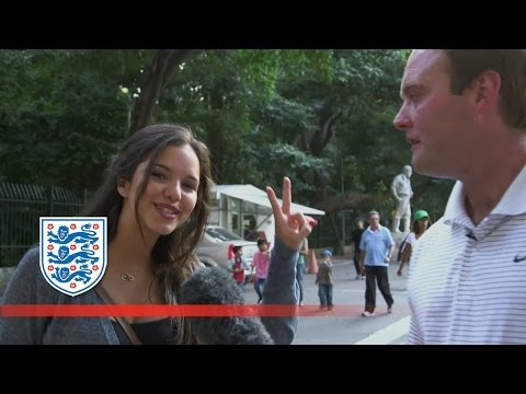 What Do Brazilians Think Of England? | Tubes In Brazil