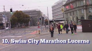 Swiss City Marathon Lucerne